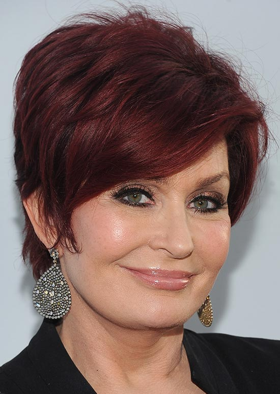 Best Hairstyles For Short Red Hair - Hairstyles with dark brown and red