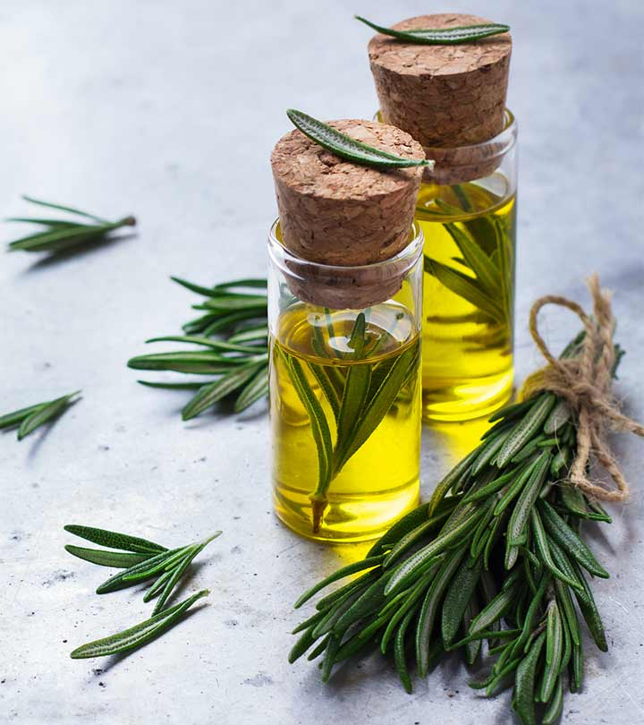 Rosemary Essential Oil Uses Benefits And Precautions Arshiya Syeda Stylecraze