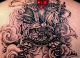 Samurai Chief Tattoo