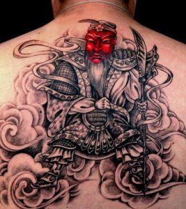 Top 10 Samurai Tattoo Designs