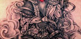 Samurai-Tattoo-Designs