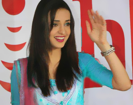 Sanaya without loud makeup