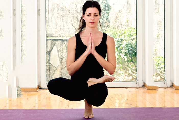 Seated Head To Toe Pose - Bikram Yoga