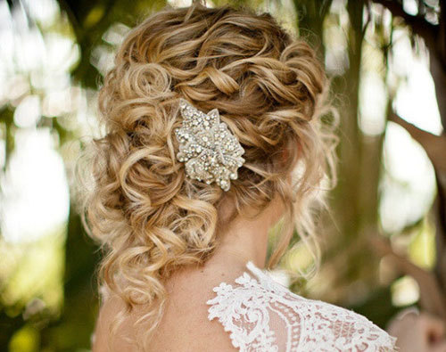 Latest 10 Bridal Hairstyles For Fashion Designers