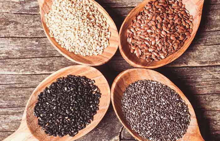 Top calcium-rich foods - Seeds