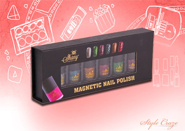 Shany Cosmetics Magnetic Nail Polish Set