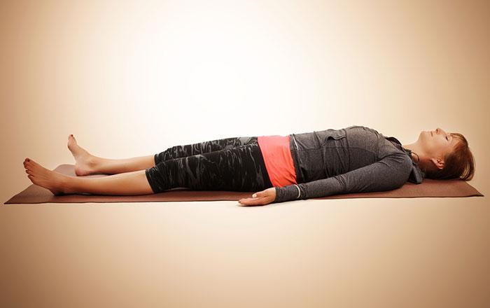 Shavasana - Bikram Yoga