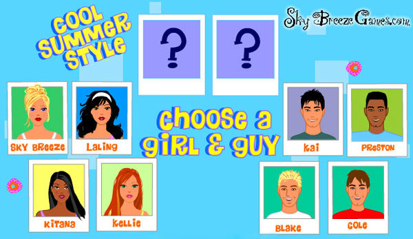 Sexy dress up games 4 girls
