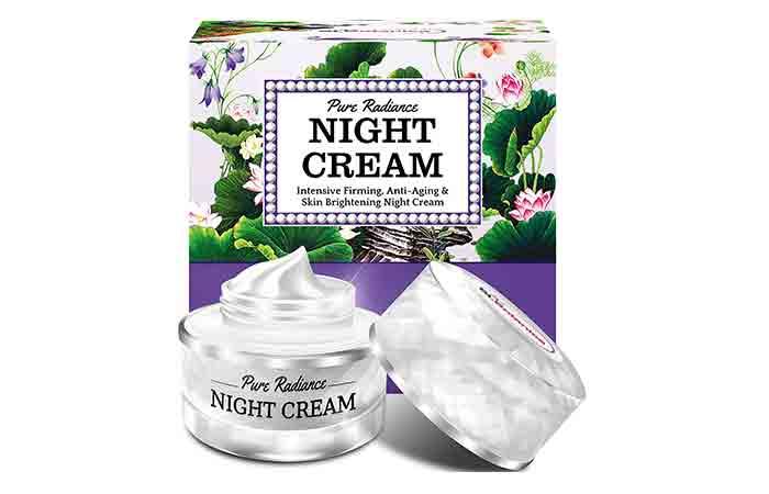 St. Botanica Pure Radiance Night Cream
