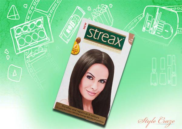 streax light brown 5 hair colour
