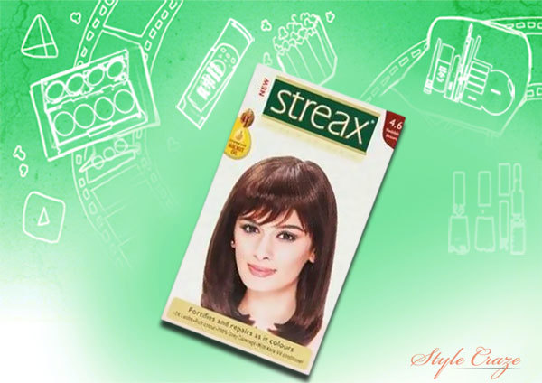 streax red brown 4.6 hair color