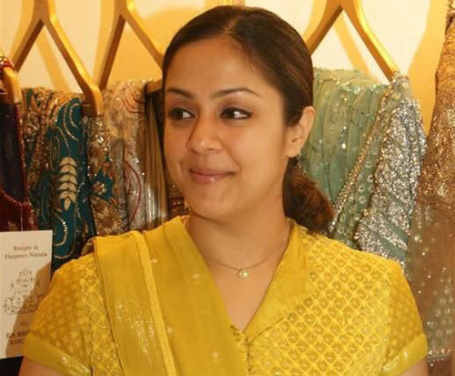 The Down To Earth Girl - Jyothika Without Makeup