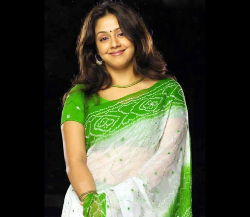 The Smiling Diva Jyothika Without Makeup