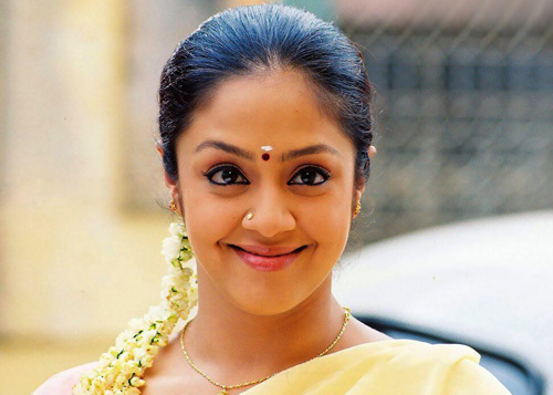 Jyothika with The True Tamil Look