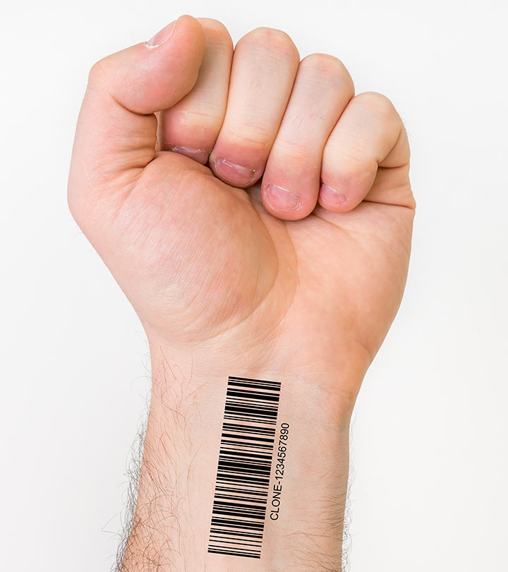 Top 10 Barcode Tattoo Designs