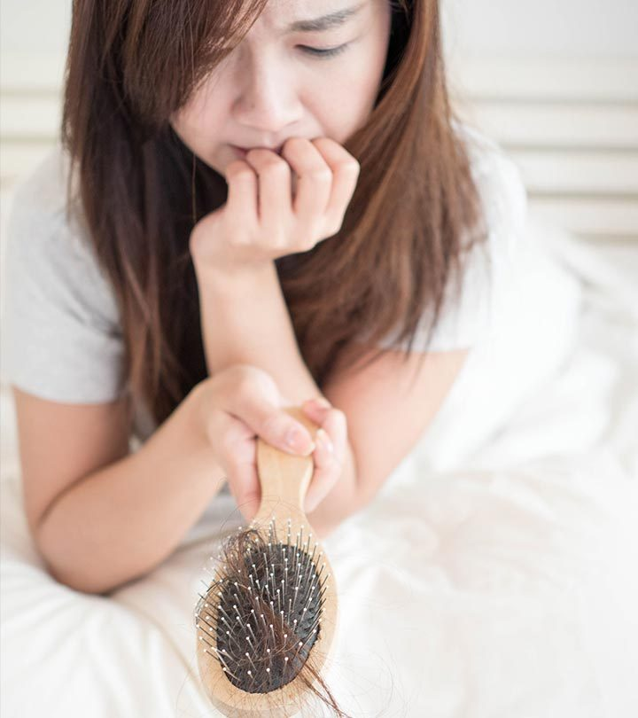 Top 10 Foods That Help Prevent Hair Fall