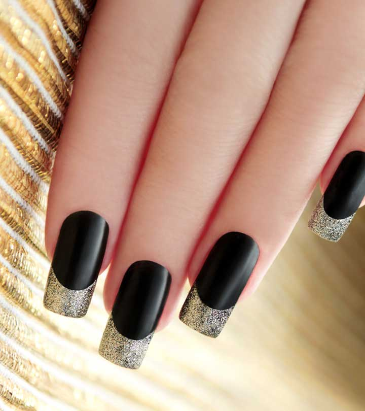 Top 10 Latest French Tip Nail Art Designs - 2018 Update