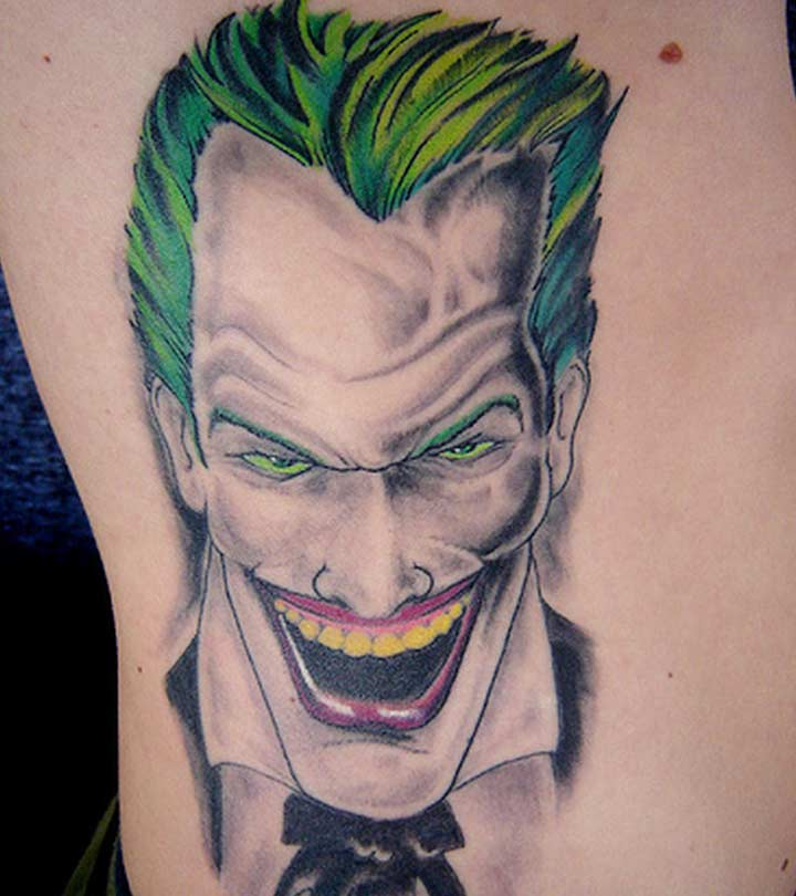 Joker Hand Tattoos: Top 10 Joker Tattoo Designs