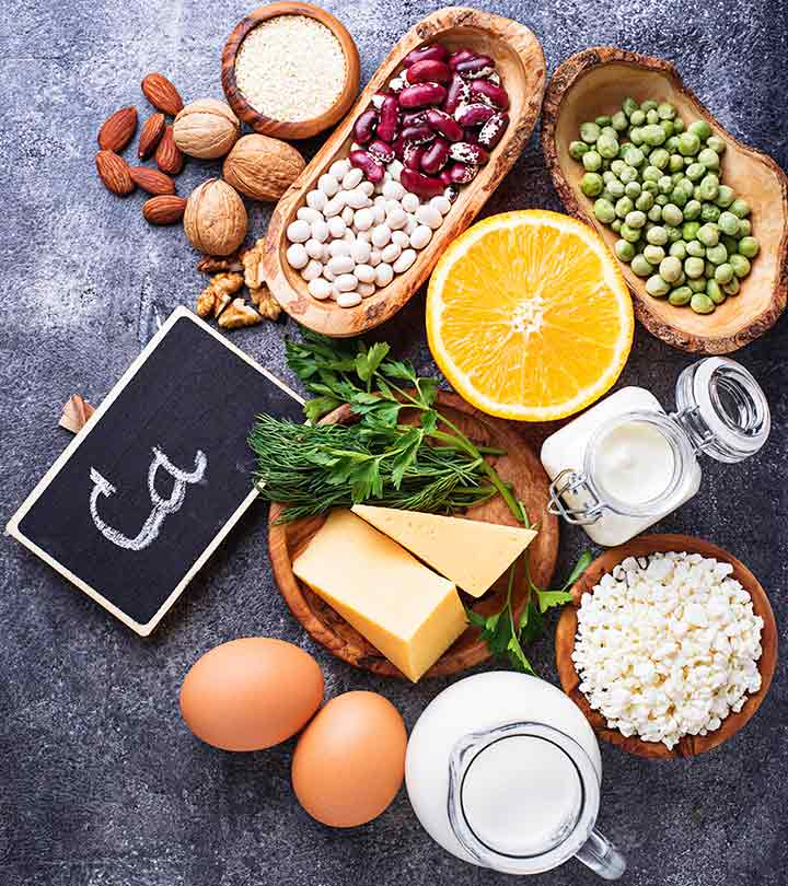 Top 7 Food Groups Rich In Calcium