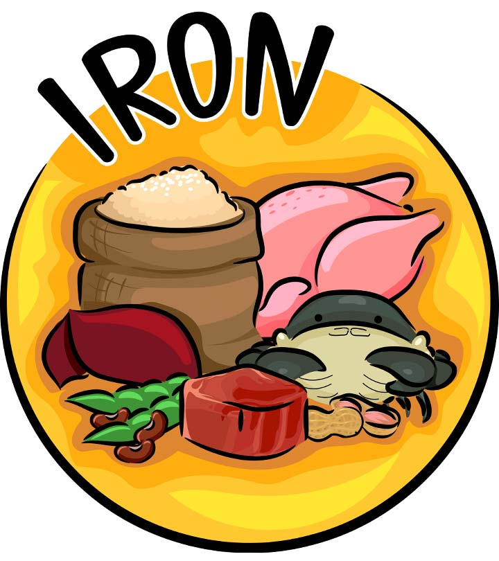 Top 15 iron rich foods the important benefits of iron workwithnaturefo