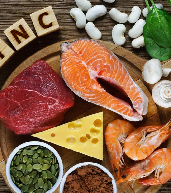 Top 25 foods high in zinc you should include in your diet for Cuisine zinc