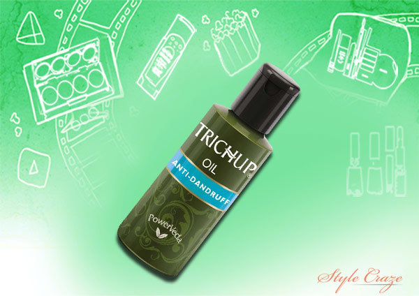 Trichup Anti Dandruff Hair Oil