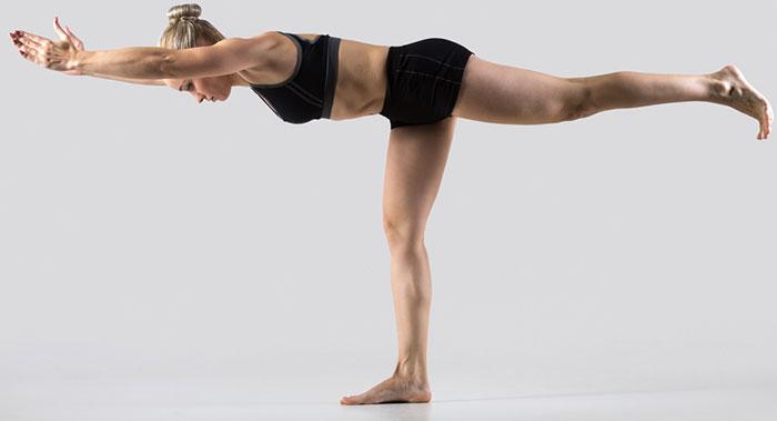 Tuladandasana - Bikram Yoga