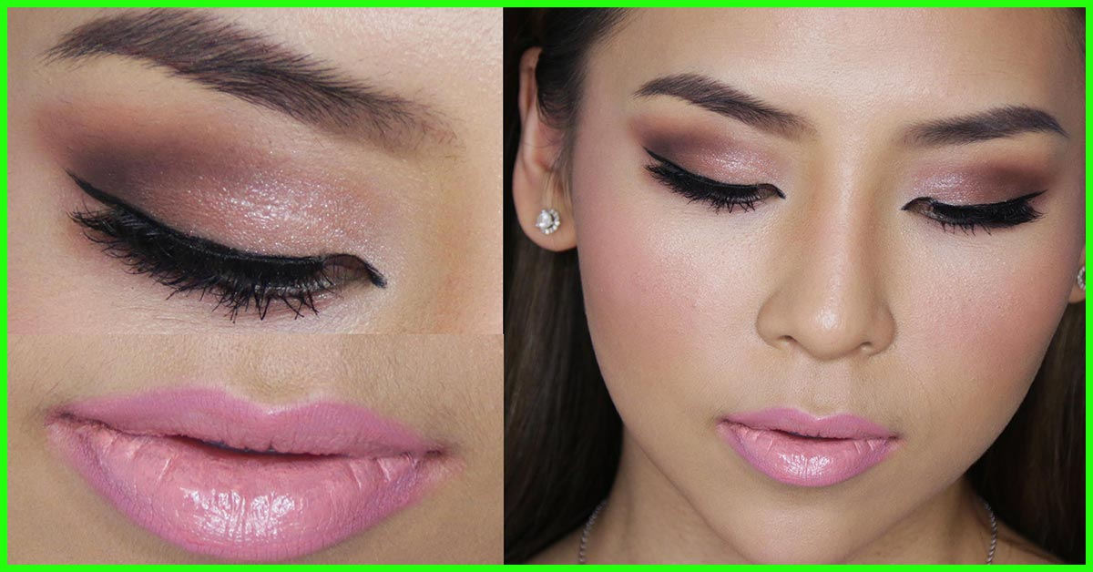 How To Do Light Makeup Step By Step Tutorial With Pictures