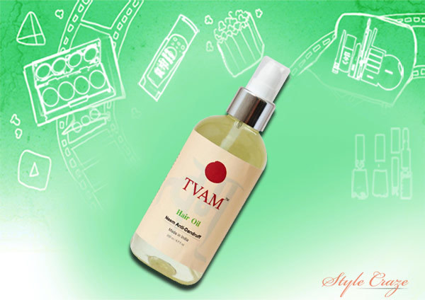 Tvam Neem Hair Oil