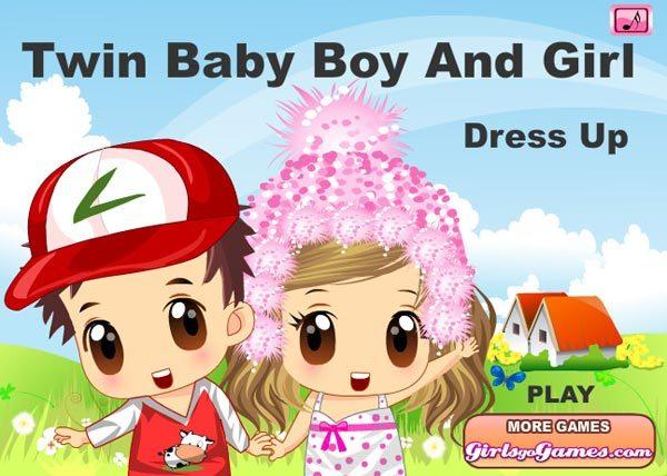 bebê gêmeo menino e menina