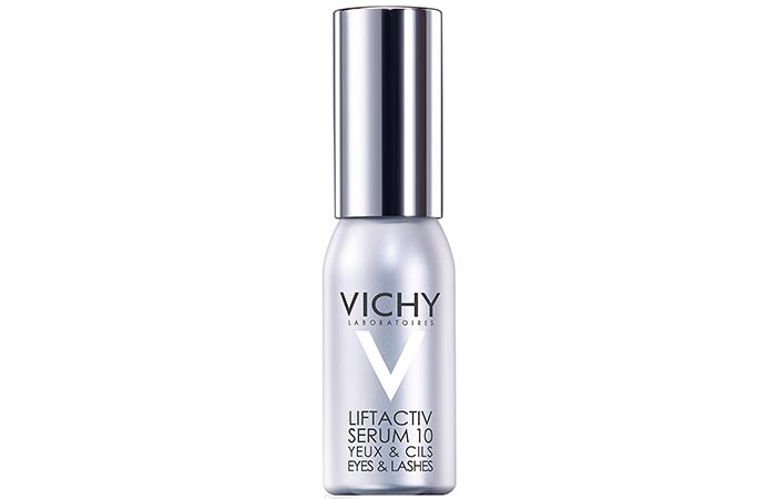 Best Eyelash Growth Serums - Vichy LiftActiv Serum 10 Eyes & Lashes