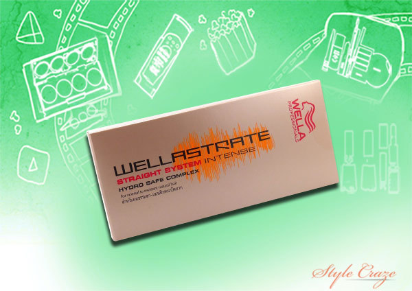 wellastrate straight kit for re bonding