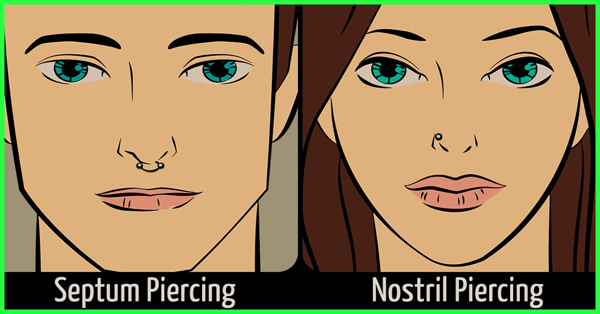 What Are The Different Types Of Body Piercings
