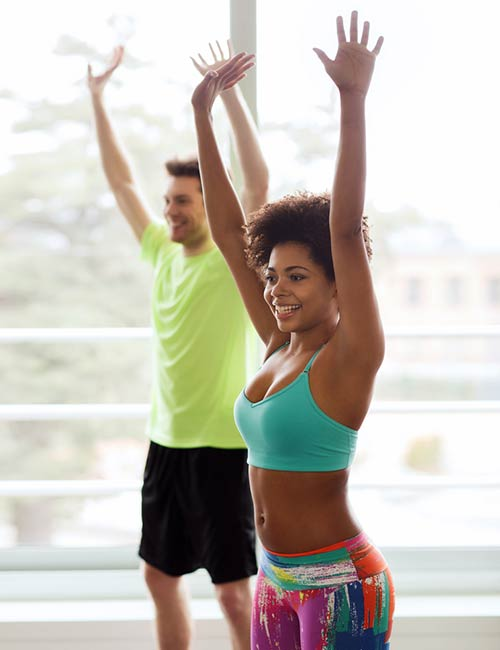 Zumba For Weight Loss - What Do Zumba Classes Include