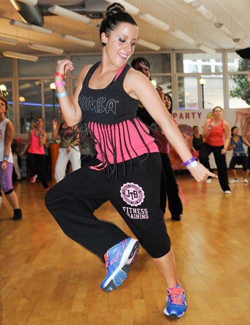 Zumba For Weight Loss - What Is Zumba