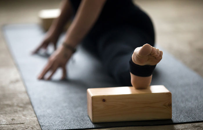 Wood Yoga Blocks