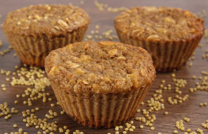 Yummy Millet Muffins