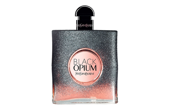 Yves Saint Laurent Black Opium Floral Shock Eau De Parfum - Best Summer Perfume