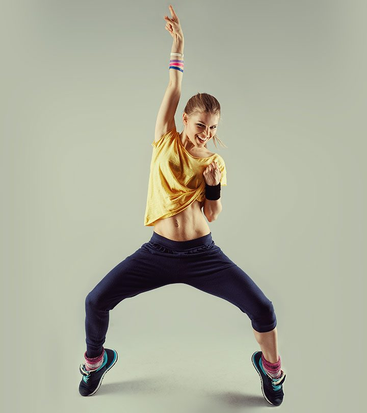 Zumba Dance For Weight Loss And Fitness