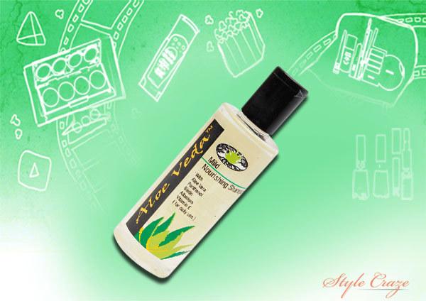 aloe veda mild - nourishing shampoo