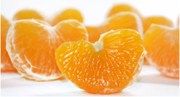 benefits of eating mandarin skin