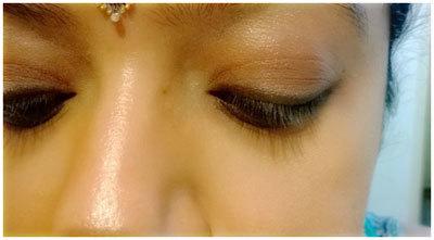 cheek makeup