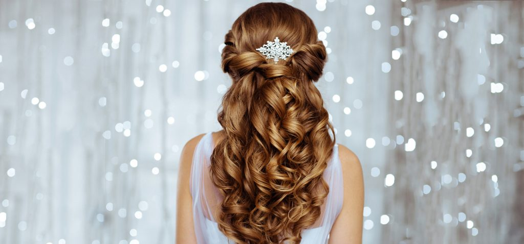50 Dreamy Wedding Hairstyles For Long Hair: 50 Bridal Hairstyle Ideas For Your Reception