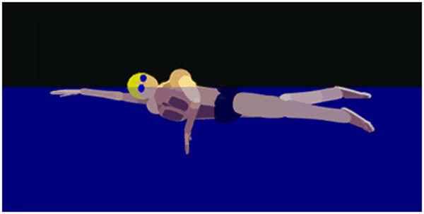 flutter-kick-swimming