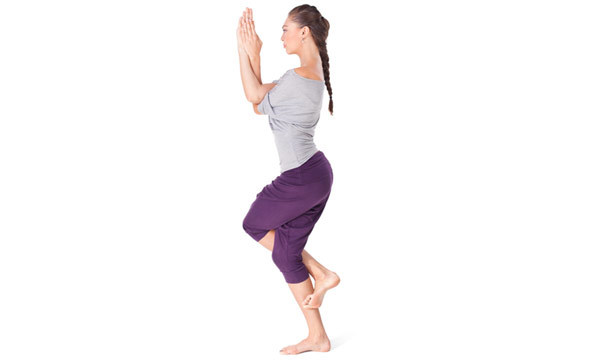 garudasana benefits