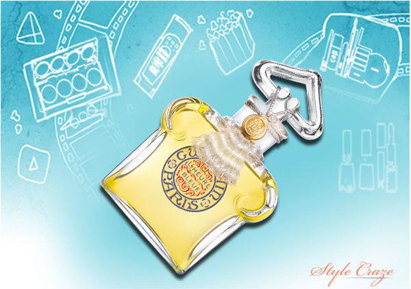 guerlain l heure bleue parfum
