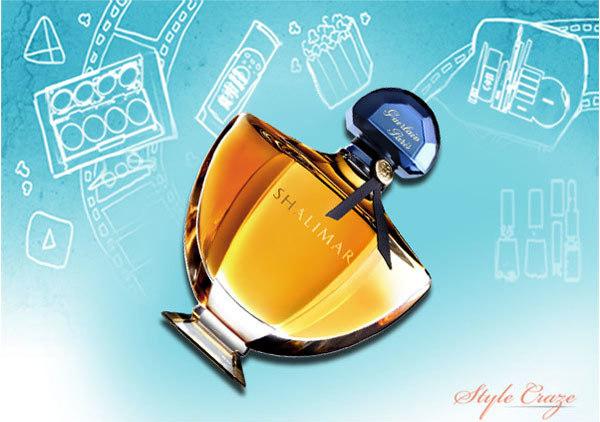 guerlain parfum shalimar