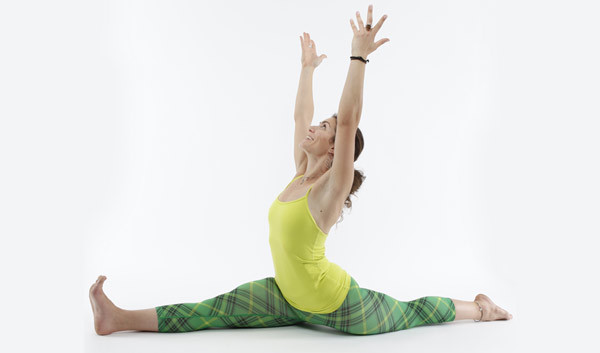 hanumanasana benefits