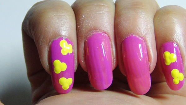nail art eight
