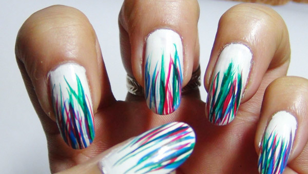 nail art four